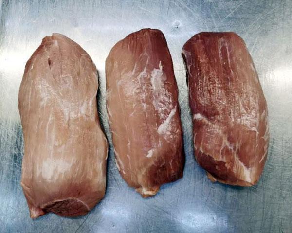 肉质柔软的软肉,适合长者及小孩食用。