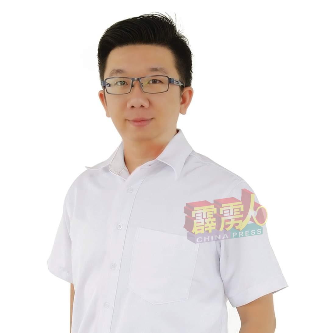 行动党万里望州议员周锦欢