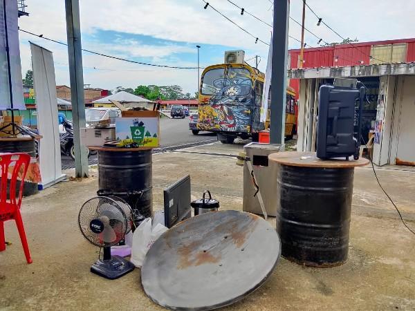 截至9月25日,霹雳州环境局共收集到8.161公吨的电器和电子产品垃圾。